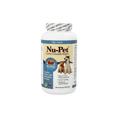 Ark Naturals Nu-Pet Canine Chewable Vitamin Wafers