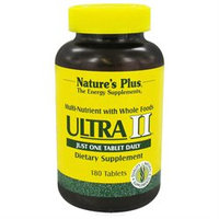 Nature's Plus - Ultra II One-a-Day - 180 Tablets