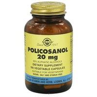 Solgar Policosanol - 20 mg - 100 Vegetable Capsules