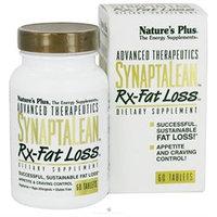 Nature's Plus - Advanced Therapeutics SynaptaLean RX-Fat Loss - 60 Tablets