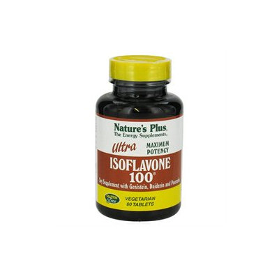Nature's Plus Ultra Isoflavone 100 - 60 Vegetarian Tablets