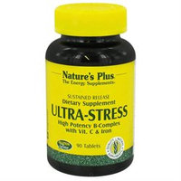 Nature's Plus Ultra-Stress Sustained Release - 90 Tablets