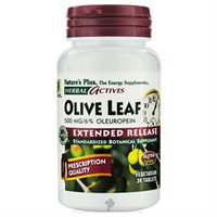 Herbal Actives Olive Leaf 30 Tablets from Nature's Plus