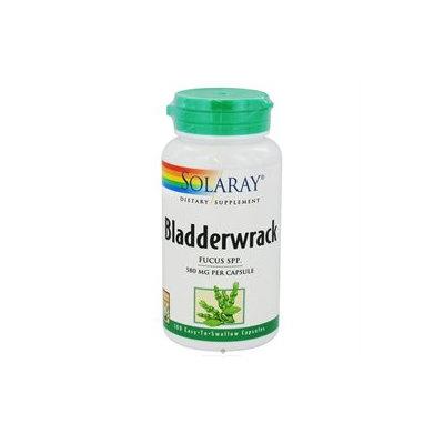 Solaray - Bladderwrack 580 mg. - 100 Capsules