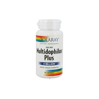 Solaray Multidophilus Plus - 90 Capsules