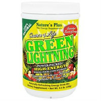 Nature's Plus - Source of Life Green Lightning - 0.5 lbs.