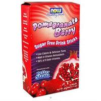 NOW Foods Pomegranate Berry Sticks, 12 ct