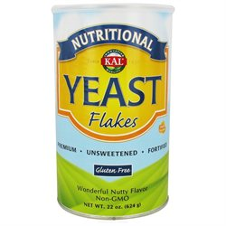 Kal Nutritional Yeast Flakes - 22 oz - Vegan