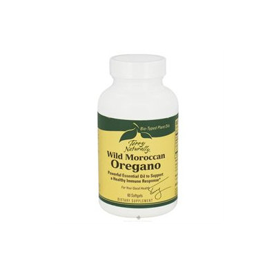 Terry Naturally Wild Moroccan Oregano - 60 Softgels