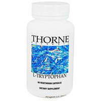Thorne Research - L-Tryptophan 1000 mg. - 60 Vegetarian Capsules