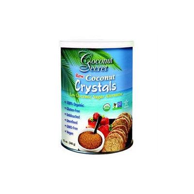 No Coconut Secret Raw Coconut Crystals - 12 oz