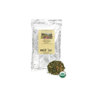 Starwest Botanicals Genmaicha Tea Organic - 1 lb