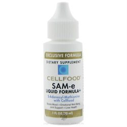 Lumina Health Products, Cellfood SAM-e Liquid Formula+ 1 fl oz