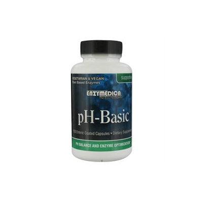 Enzymedica, pH-Basic 120 Enteric-Coated Capsules