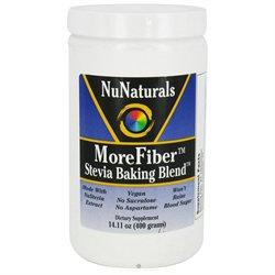NuNaturals - MoreFiber Stevia Baking Blend - 14.11 oz.