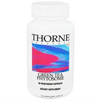 Thorne Research 250mg Green Tea Phytosome (60 Vegetarian Capsules)