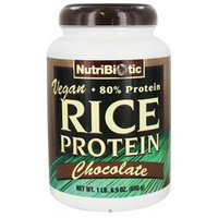 Nutribiotic - Vegan Rice Protein Chocolate - 1.69 lbs.