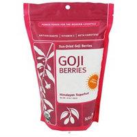 Organic Sun-Dried Goji Berries, 16 oz, Navitas Naturals