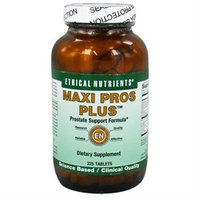 Ethical Nutrients, Maxi Pros Plus 225 Tablets