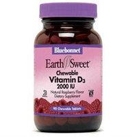 Bluebonnet Nutrition EarthSweet Chewable Vitamin D3