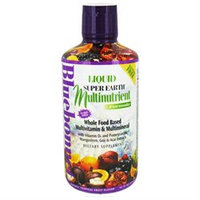 Bluebonnet Nutrition Liquid Super Earth Multinutrient Formula