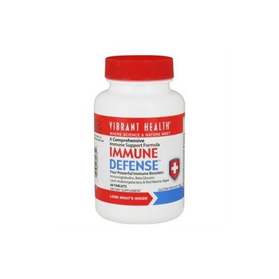 Vibrant Health - Immune Defense - 60 Capsules formerly First Defense