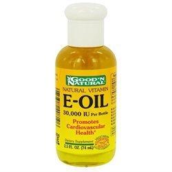 Good 'N Natural - E-Oil d-Alpha Tocopherol 30000 IU - 2.5 oz.