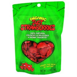 Just Tomatoes Etc. Just Strawberries Organic - 1.2 oz
