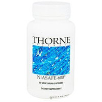 Thorne Research - Niasafe-600 540 mg. - 60 Vegetarian Capsules