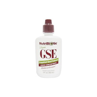 NutriBiotic GSE Grapefruit Seed Extract Liquid Concentrate - 2 fl oz