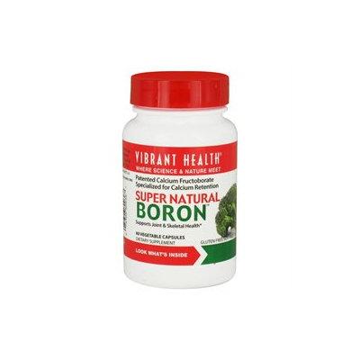 Vibrant Health - Phyto-Boron 3 mg. - 60 Vegetarian Capsules