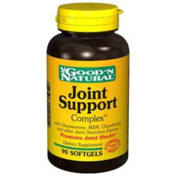 Good 'N Natural - Joint Support Complex - 90 Softgels