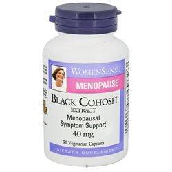 Women's Black Cohosh Extract, 90 Capsules, Natural Factors