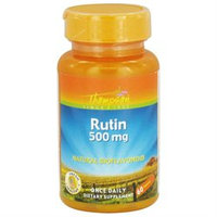 Rutin 500mg 60 Tabs from Thompson Nutritional Products