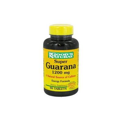 Good 'N Natural - Super Guarana Energy Formula 1200 mg. - 90 Tablets