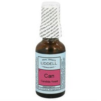 Liddell Laboratories - Can Candida Yeast Homeopathic Oral Spray - 1 oz.
