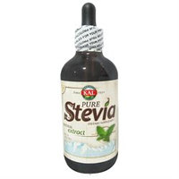 Kal - Pure Stevia Extract Liquid - 4 oz.