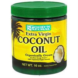 Good 'N Natural - Extra Virgin Coconut Oil - 16 oz.
