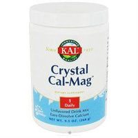 KAL Crystal Cal-Mag OZ - 9.5 Powder - Calcium Combinations