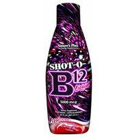 Shot Of B12 Liquid Nature's Plus 30 oz Liquid