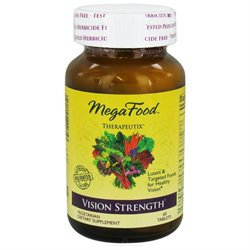 MegaFood - Therapeutix Vision Strength - 60 Vegetarian Tablets