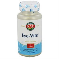 KAL Eye-Vite - 90 Tablets - Other Supplements