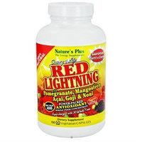 Nature's Plus Source of Life Red Lightning - 180 Vegetarian Capsules