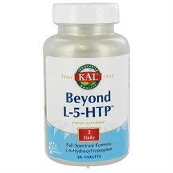 Kal Beyond L-5-HTP - 60 Tablets