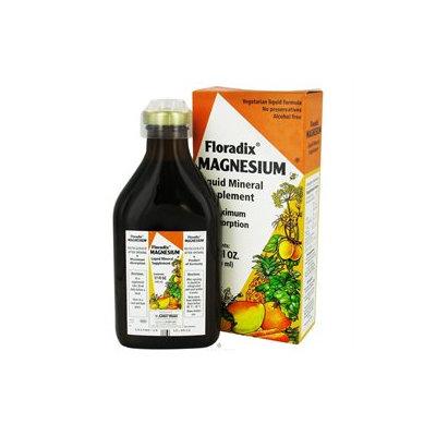 Floradix Magnesium Liquid, 17 oz, Flora Health