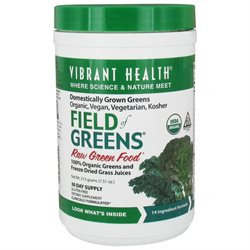 Vibrant Health Field Of Greens Powder, 7.51 oz