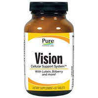 Pure Essence Labs - Vision Cellular Support System - 60 Tablets