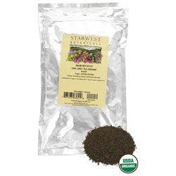Starwest Botanicals Tea Organic Earl Grey - 1 lb