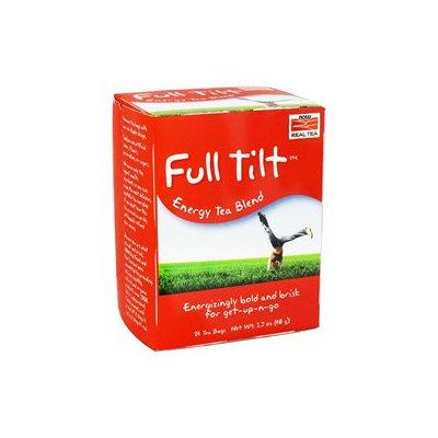 NOW Foods - Full Tilt Energy Tea Blend - 24 Tea Bags