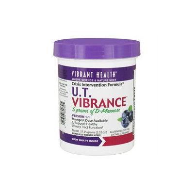 Vibrant Health U.t. Vibrance, Mannose & Botanicals
